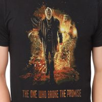 Doctor Who The One Who Broke The Promise T-Shirt