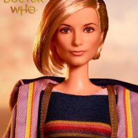 Doctor Who Thirteenth Doctor Barbie Collector Doll