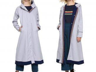 Doctor Who Thirteenth Doctor Trench Coat
