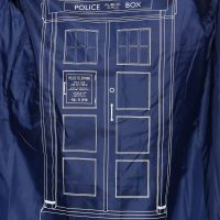 Doctor Who Thirteenth Doctor Trench Coat Tardis Lining