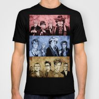 Doctor Who Three Colors Who T-Shirt