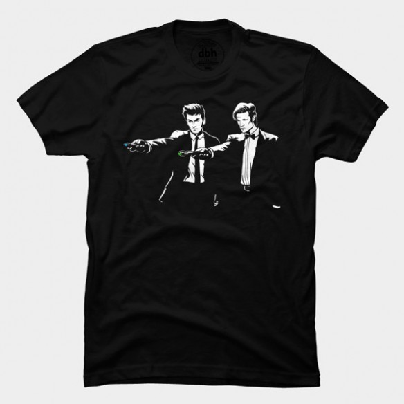 Doctor Who Time Fiction T-Shirt