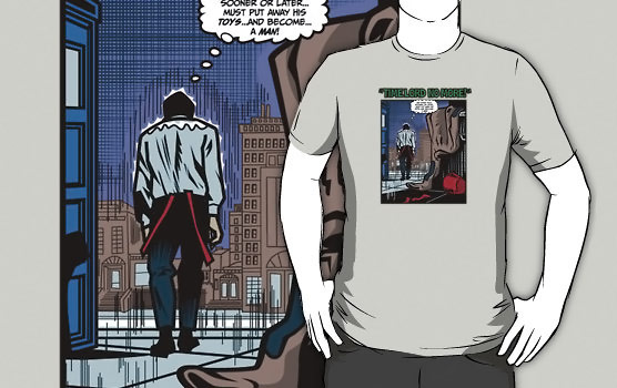 Doctor Who Time Lord No More TShirt