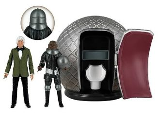 Doctor Who Time Warrior Action Figure Box Set