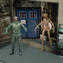 Doctor Who Time Zone Playset Cold War 1983