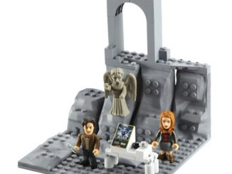 Doctor Who Time of Angels Mini Set