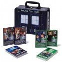 Doctor Who Top Trumps in TARDIS Collectors Tin