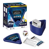 Doctor Who Trivial Pursuit Travel Edition