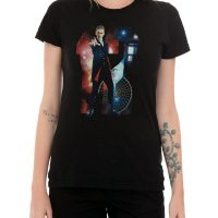Doctor Who Twelfth Doctor Girls Shirt