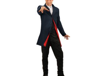 Doctor Who Twelfth Doctor Mens Jacket