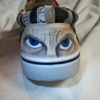 Doctor Who Twelfth Doctor Vans