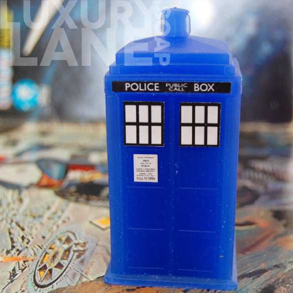 Doctor Who Type 40 TARDIS Soap