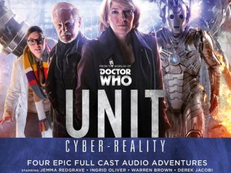 Doctor Who UNIT: Cyber-Reality