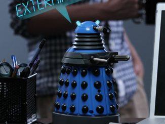 Doctor Who USB Dalek Desk Defender