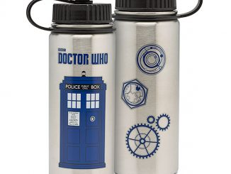 Doctor Who Vacuum Insulated Stainless Steel Bottle