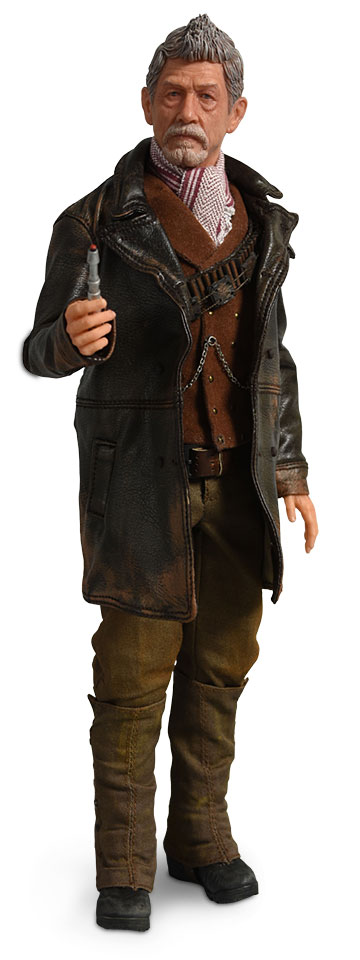 Doctor Who War Doctor Day of the Doctor Sixth-Scale Figure