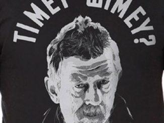 Doctor Who War Doctor Timey Wimey Shirt