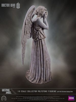Doctor Who Weeping Angel 1 6 Scale Figure