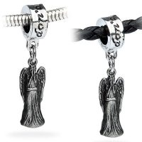 Doctor Who Weeping Angel Charm Bracelet