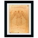 Doctor Who Weeping Angel Framed Print
