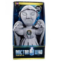 Doctor Who Weeping Angel Talking Plush