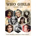 Doctor Who Who Girls Calendar 2013