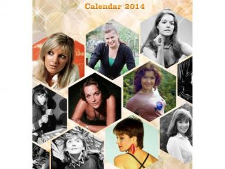 Doctor Who Who Girls Calendar 2014