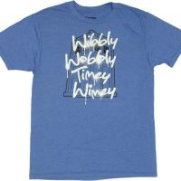 Doctor Who Wibbly Wobbly T-Shirt