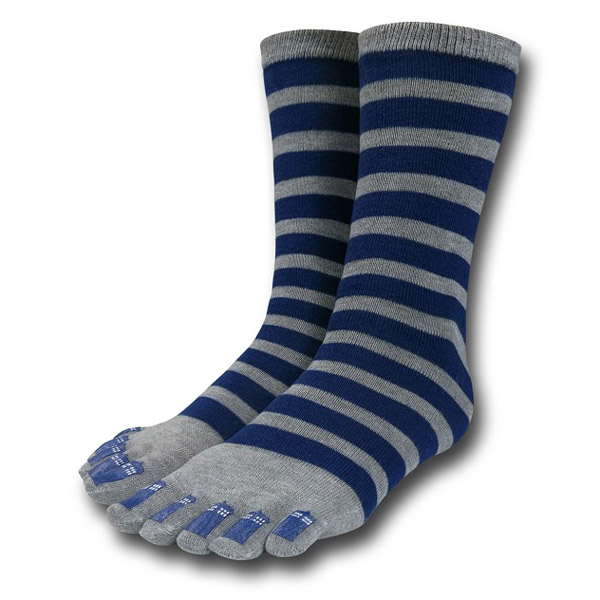 Doctor Who Womens Toe Socks