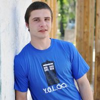 Doctor Who YOL Infinity Guy TShirt