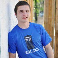 Doctor Who YOL Infinity Guy TShirt