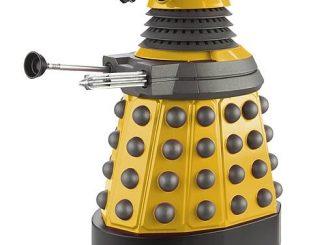 Doctor Who Yellow Eternal Dalek Action Figure