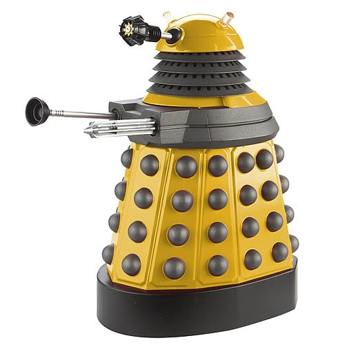 Doctor Who Yellow Eternal Dalek Action Figure