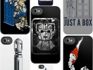 Doctor Who iPhone 4S Cases