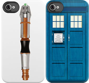 Doctor Who iPhone Cases
