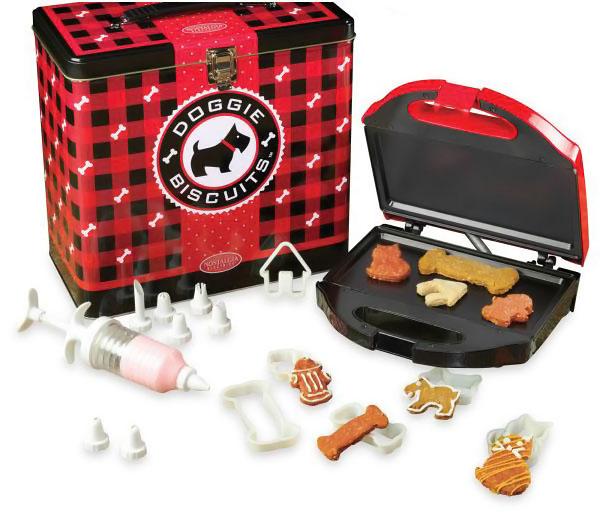 Dog Biscuit Treat Maker Kit