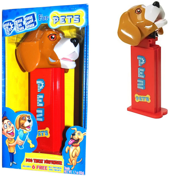 Dog Pez Treat Dispenser