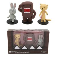 Domo And Friends Figure Set
