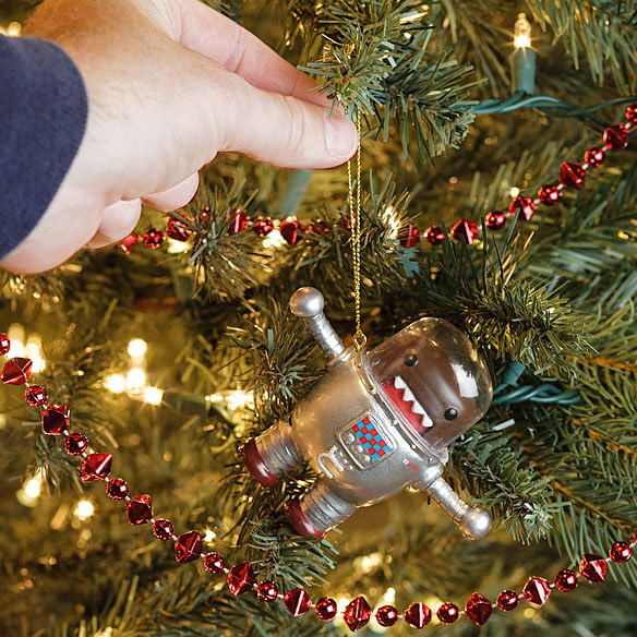 Domo Christmas Ornaments