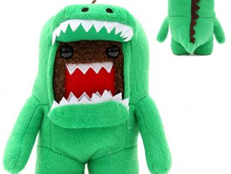 Domo Green Dino Plush