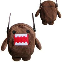 Domo Kun shoulder bag