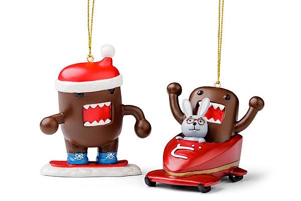 Domo Ornaments