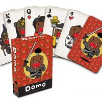 Domo Playing Cards Set