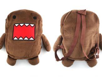 domo plush backpack