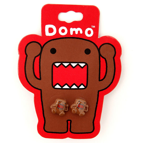 Domo Stud Earrings