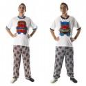 Domo Superhero Pajama Set