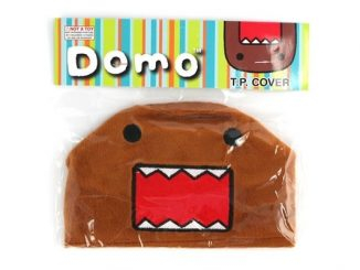 Domo Toilet Paper Cover