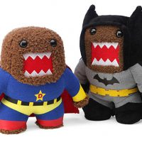 Domo as DC Comics Plush