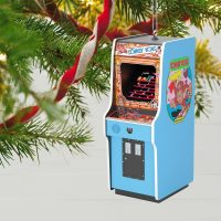 Donkey Kong Arcade Game Christmas Ornament