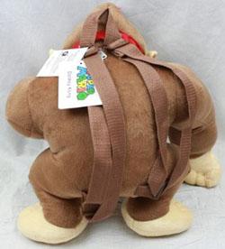 Donkey Kong Plush Mini Backpack